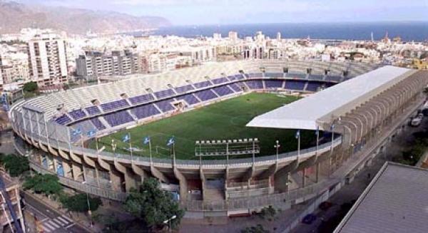 Estadio Heliodoro Rofriguez Lopez